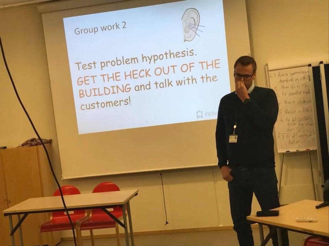 TechHub-program for gründere i Akershus avsluttet