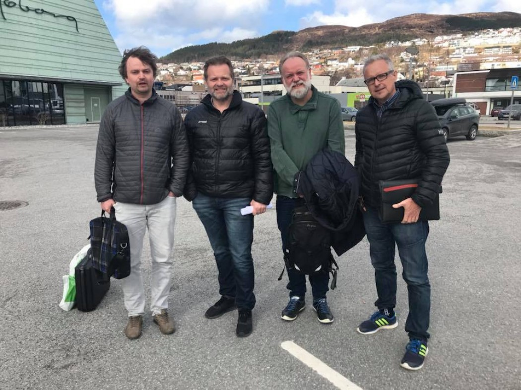 Inclusion med på å utvikle mentorordning for flyktningar på Søre Sunnmøre