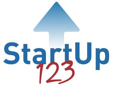 Startup123 logo