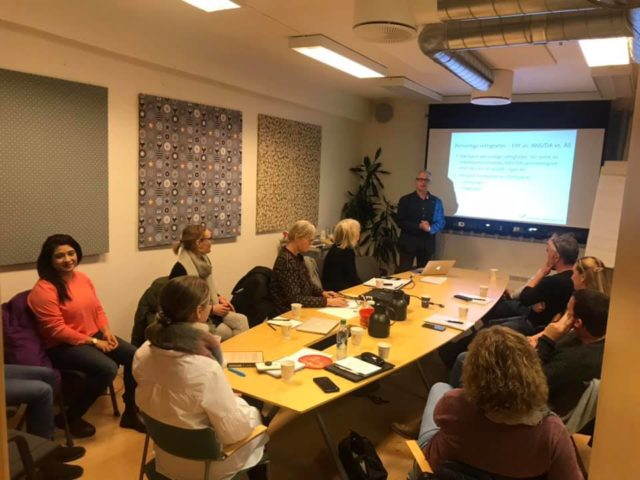 Startup course Gjerdrum Oslo area