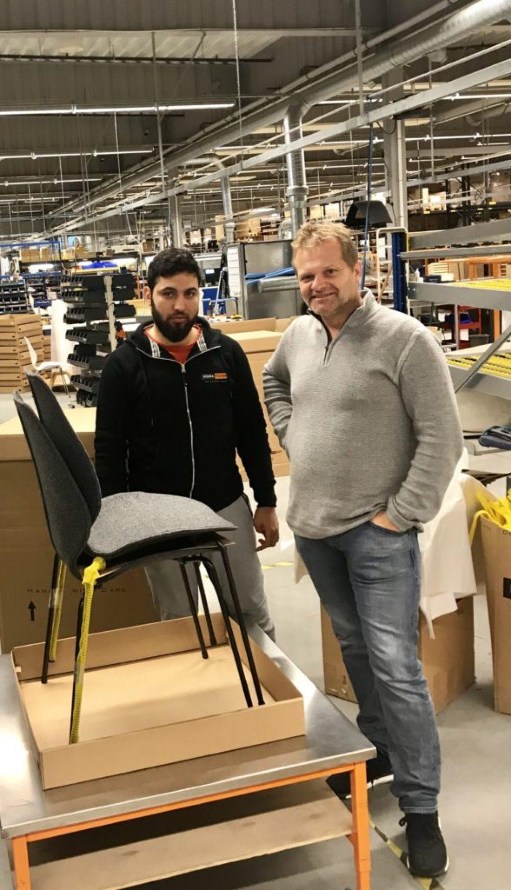 Uttesting av jobbementor verktøy i Ørsta og Volda