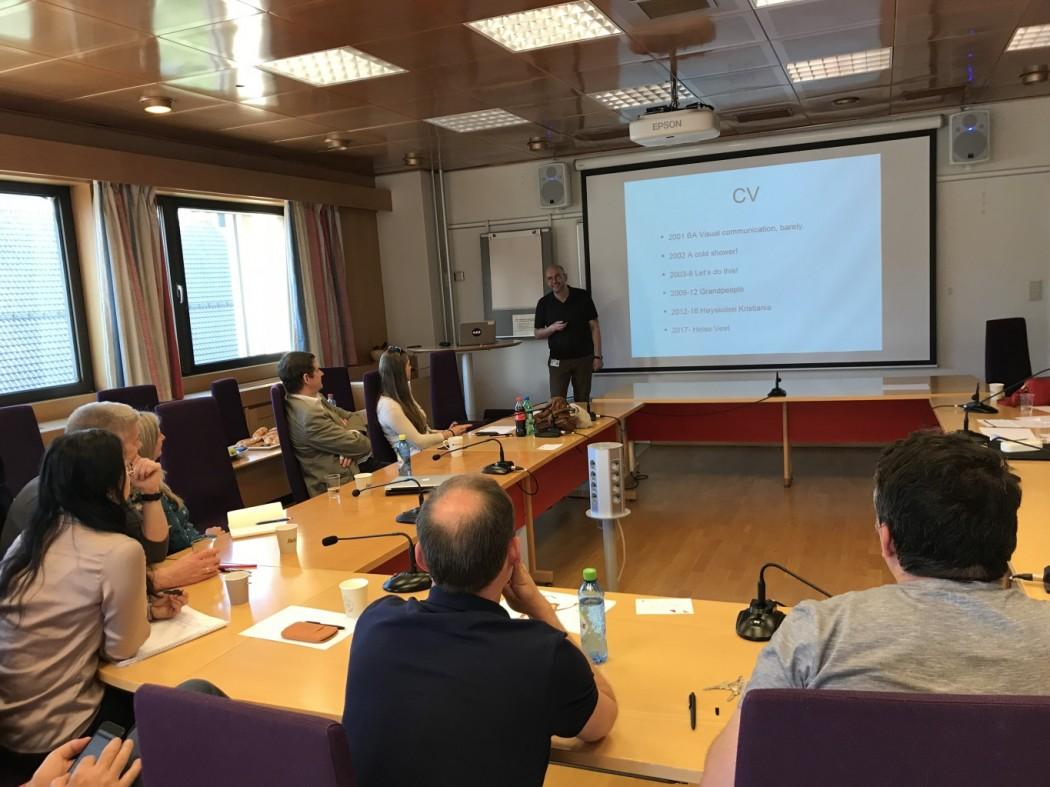 Alumni seminar for Business Factory participants in Bergen
